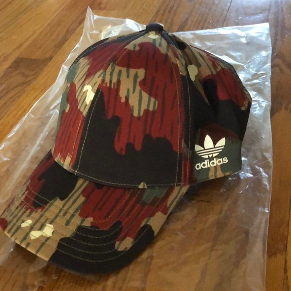 834af5cf42d9e adidas Accessories - Adidas Originals X Pharrell Williams Hu Camo Cap